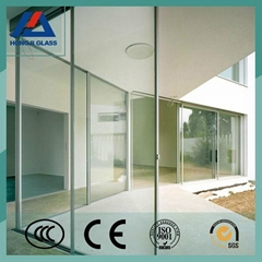 3-19 mm thick tempered glass price glass coffee table window glass