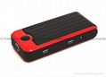 K5 Classic red multi-functionw car pocket jump starter car battery charger autoz