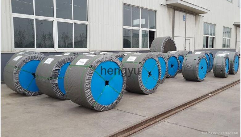 Steel Cord Conveyor Belt 3