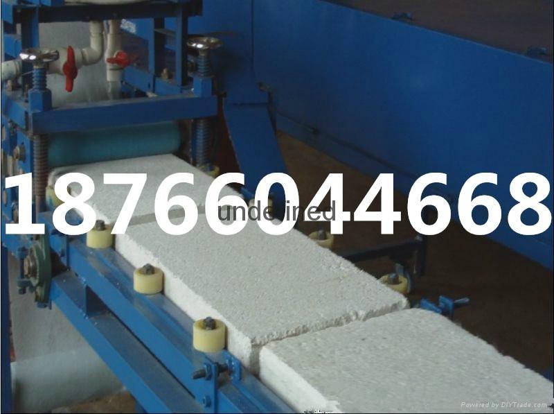 全自动珍珠岩保温板双面贴布机耐用质量棒 5