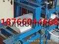 防火珍珠岩保温板粘布机设备山东 1