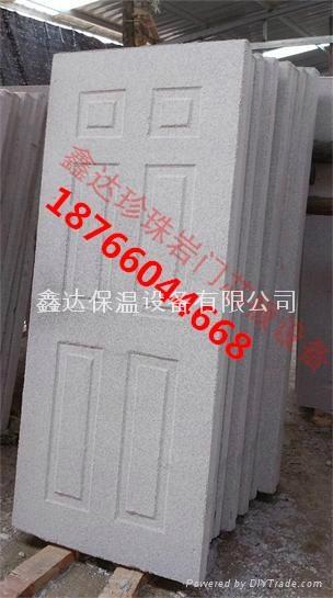 珍珠岩防火隔音门芯板设备生产厂家低价出售 1