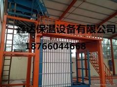立模轻质隔墙板设备价格厂家直销