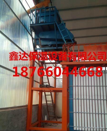立模轻质隔墙板设备价格厂家直销 4