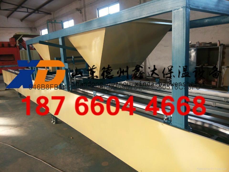 菱镁发泡门芯板生产线 珍珠岩防火门芯板设备鑫达厂家直销 3