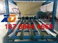 菱镁发泡门芯板生产线 珍珠岩防火门芯板设备鑫达厂家直销 2