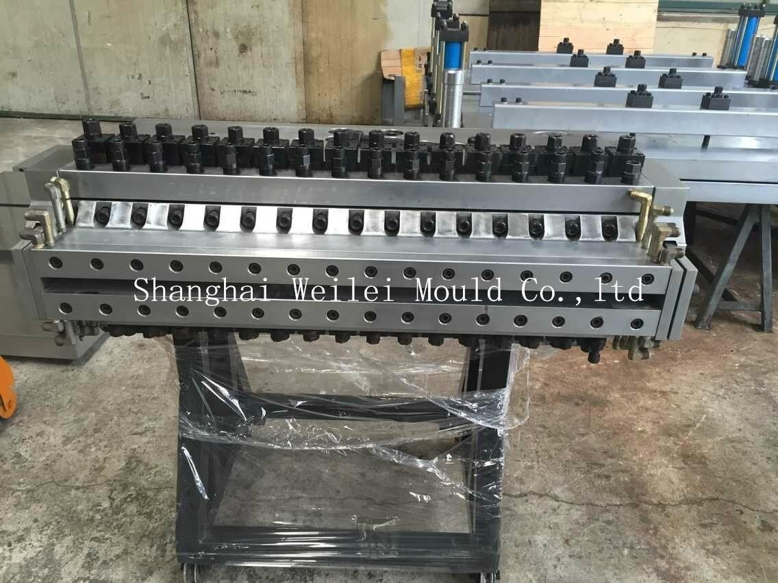 plate extrusion dieextrusion  die mould  pvc sheet