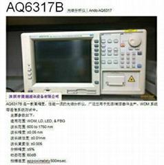 供應AgilentAQ6317B光譜儀