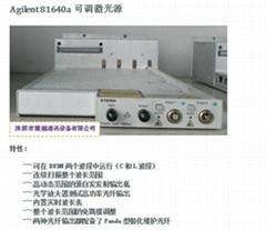 供應可調激光源Agilent81640A