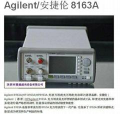 供應光波萬用表Agilent8163A