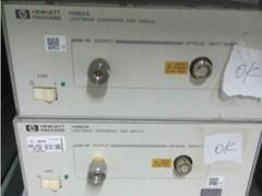 供應放大的寬帶光波變換器HP11982A