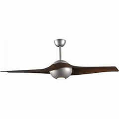"60"" C-IV 2 Blade Ceiling Fan with Hand Held and Wall Remote Matthews Fan Company"