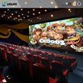 Factory Price 3D 4D 5D 7D movie cinema