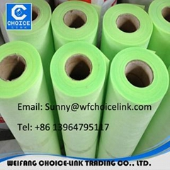 Polypropylene polyethylnene compound waterproof membrane price