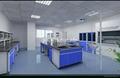 C-Frame laboratory island bench