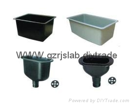 Laboratory polypropylene epoxy resin sink  5