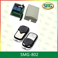 SMG-802 12v/24v transmitter receiver wireless remote control relay switch 4