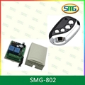 SMG-802 12v/24v transmitter receiver wireless remote control relay switch 5