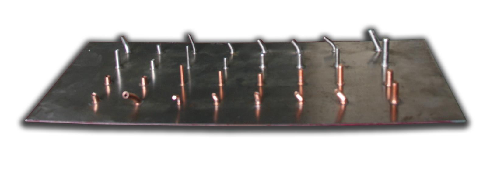 供應鴻栢金螯SAW-3000A型高頻逆變半自動螺柱焊機 5