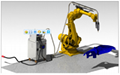 供應鴻栢科技-金螯SAW-PIDS機器人自動螺柱焊機 2