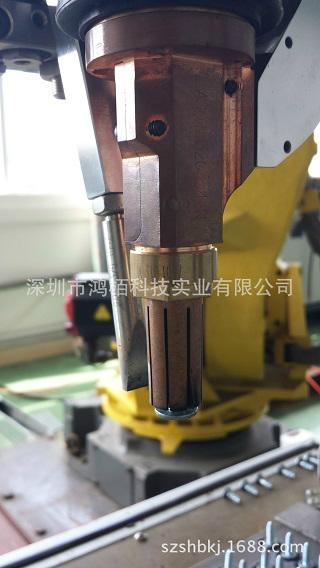 供應鴻栢科技-金螯SAW-PIDS機器人自動螺柱焊機 1