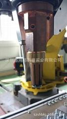 供應鴻栢科技-金螯SAW-PIDS機器人自動螺柱焊機