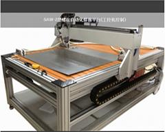 供應鴻栢金螯SAW-Z型螺柱自動化焊接平台(工控機控制)