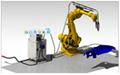 鴻栢金螯全自動機器人拉弧式螺柱焊機 2