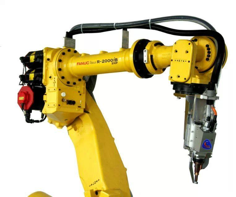 鴻栢金螯全自動機器人拉弧式螺柱焊機 5