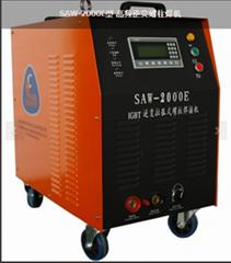 供應鴻栢金螯SAW-2000E型 高頻逆變螺柱焊機(栓釘焊機