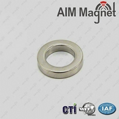 Radial Magnetization Ring Magnet Strong Magnetic Ndfeb Ring magnets