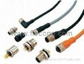 M8 Sensor connector cable assembly manufacturer