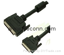 SCSI M TO SCSI F Connector Cable Developer and Designer in China