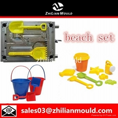 Custom oem plastic injection toy mold