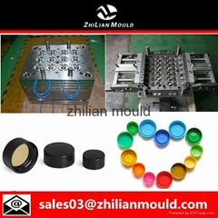Custom oem plastic injection cap mold