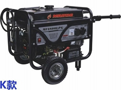 gasoline&gas generating set series