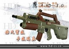 真人CS装备-枪王