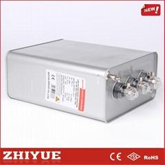 ZHIYUE 0.45kv 14kvar BSMJ0.45-14-3 3 phase bsmj power capacitor 16kvar