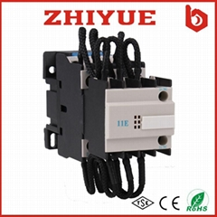 new 220v cj19 cj16 150a 85 % silver three phase capacitor magnetic ac contactor