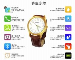 索颖智能手表K20