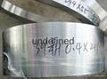 進口SUS301不鏽鋼彈片 1