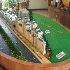 architectural scale model building for sale