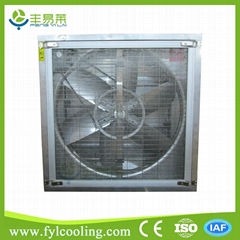 industrial high-temperature food factory resist insects stainless steel ventilat