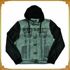 Men's Denim Jacket-Wholesale Only