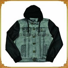 Men's Denim Jacket-Wholesale Only