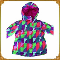 Girl's Hoodie Jacket-Wholesale Only