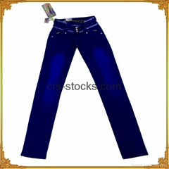 Girl and Ladie's Jeans-Wholesale Only