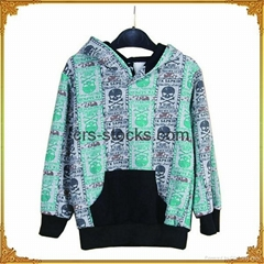 Boy's Hoodie-Wholesale Only