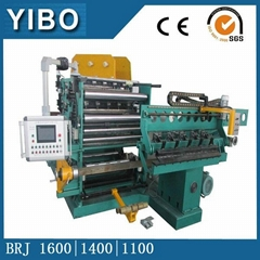 Double layer digital foil winding machine for dry type transformer