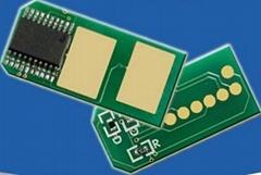 Compatible chip for OKI C310 330 510 530 MC361 MC561 toner chip